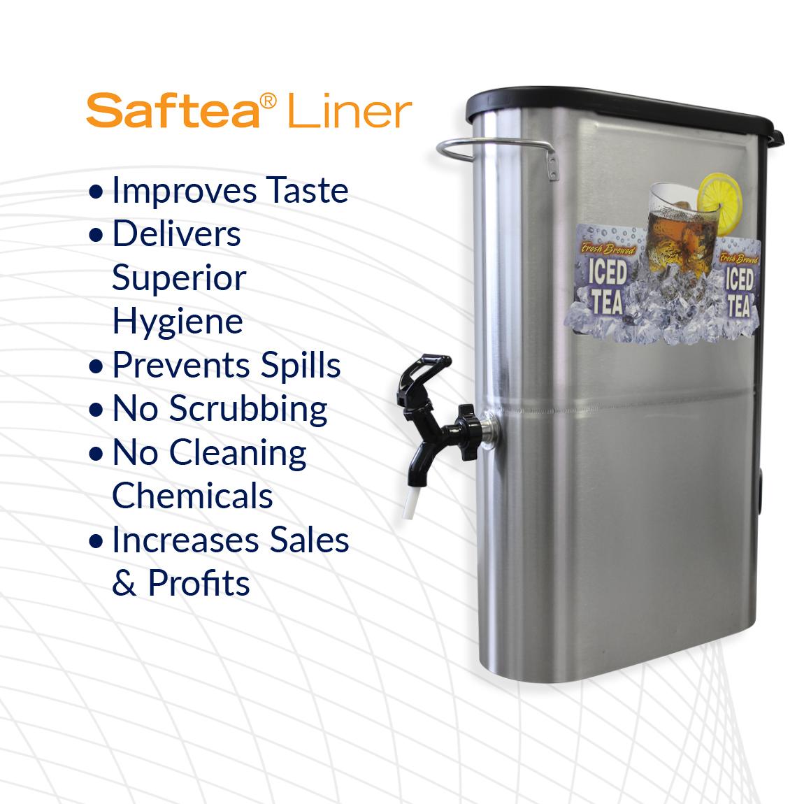 Saftea Liner® Benefits
